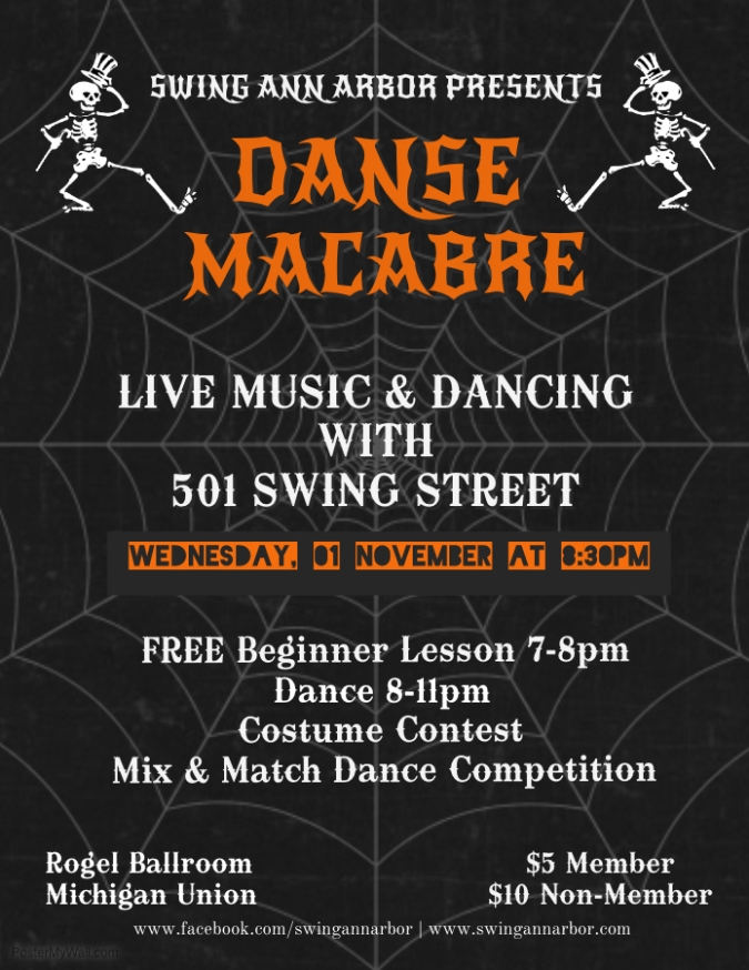 Copy of Halloween Flyer Template(6)
